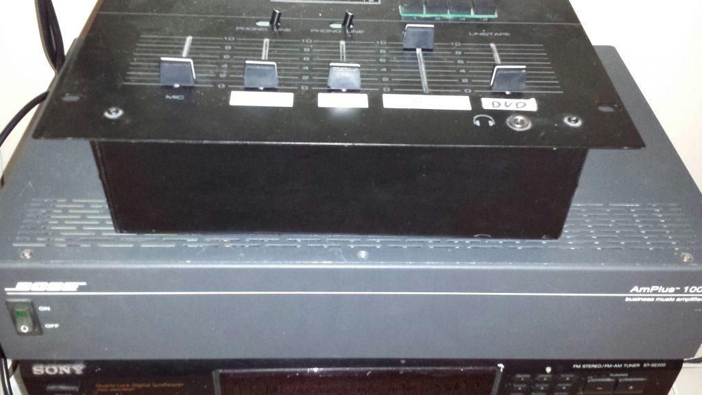 02 Reparatie 100V Versterker - 03